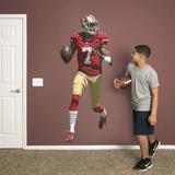 NFL Colin Kaepernick 2015 RealBig Wall Decal