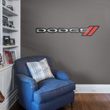 Dodge RealBig Logo Wall Decal