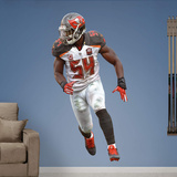 NFL Lavonte David 2015 RealBig Wall Decal