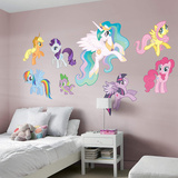 My Little Pony 2015 RealBig Collection Wall Decal