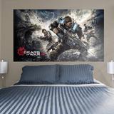 Gears of War4 RealBig Mural Wall Mural