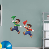 Nintendo Super Mario Brothers RealBig Wall Decal