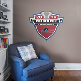 AHL Lake Erie Monsters 2016 Calder Cup Champions RealBig Logo Wall Decal