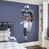 NFL Eddie George Titans Legend RealBig Wall Decal