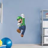 Nintendo Luigi RealBig Wall Decal