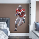 NCAA Eddie George Ohio State Buckeyes RealBig Wall Decal