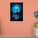 Princess and the Frog Movie Poster RealBig Wall Decal