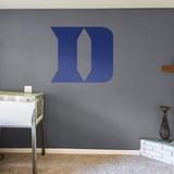 NCAA Duke Blue Devils 2015 Iron D RealBig Logo Wall Decal