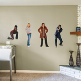 BBC Doctor Who Tenth Doctor RealBig Collection Wall Decal