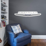Chrysler RealBig Logo Wall Decal