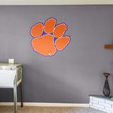 NCAA Clemson Tigers 2015 RealBig Logo Wall Decal