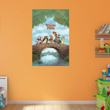 Winnie the Pooh Movie Poster RealBig Wall Decal