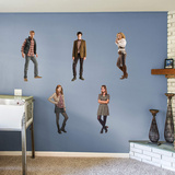 BBC Doctor Who Eleventh Doctor RealBig Collection Wall Decal