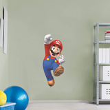 Nintendo Mario RealBig Wall Decal