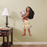 Moana Fathead Jr. Wall Decal