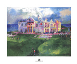 St. Andrews Gold Club, Scotland Collectable Print by Neiman Leroy