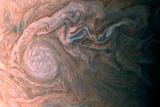 Jupiter Picture (NASA Juno Mission) Stretched Canvas Print