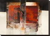 Attimo fuggente Stretched Canvas Print by Giuliano Censini