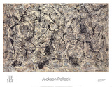 Number 28 Prints by Pollock Jackson