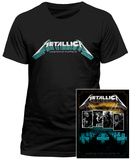 Metallica- Master Of Puppets Album Art (Front/Back) T-Shirts