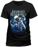 Avenged Sevenfold- Stage Spaceman Tshirts