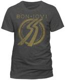 Bon Jovi- 87 Slippery World Tour T-Shirts