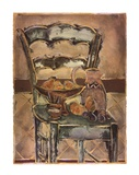 Contemporary Chair Prints by Joyce Combs