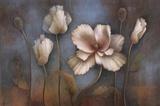 Poppy Melody Print by Elaine Vollherbst-Lane