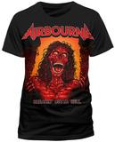 Airbourne- Breakin Outta Hell Album Art T-Shirt