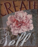 Create Yourself Prints by Kelly Donovan