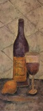 Wine Tasting Tuscanny II Prints by Joyce Combs