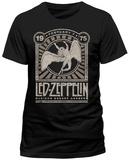 Led Zeppelin- Madison Square Garden '75 Stamp T-Shirts