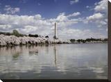 Washington Monument, Washington, D.C. Stretched Canvas Print by Carol Highsmith