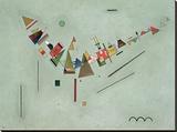 Improvisation Stretched Canvas Print by Wassily Kandinsky