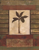 Classic Palm II Prints by Rebecca Burton