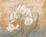 Fleurs Meditatives II Art by Eugene Tava