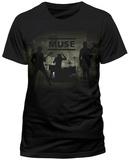 Muse- Concert Silhouette Vêtement
