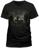 Muse- Concert Silhouette T-Shirts