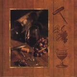 A Fine Wine I Posters by Alain Dancause