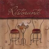 Ristorante Prints by Carol Robinson