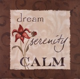 Serenity Prints by Carol Robinson