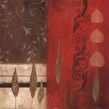 Arte Forum II Print by Carol Robinson