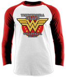Long Sleeve: Wonder Woman- Themyscira Volleyball Team T-shirts
