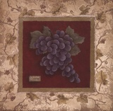 Wine Divine I Poster by Jane Carroll