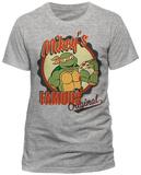 Teenage Mutant Turtles- Mikey's Famous Original T-skjorte