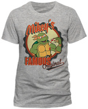 Teenage Mutant Turtles- Mikey's Famous Original T-shirt
