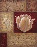 Patchwork Tulip Prints by Eugene Tava