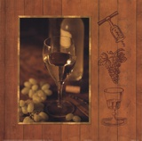 A Fine Wine II Art by Alain Dancause