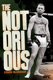 UFC: Conor McGregor-The Notorious Plakat