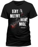 The Walking Dead- Eeny, Meeny, Miny, Moe T-Shirt
